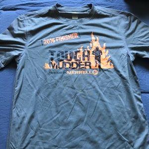 Brand new Tough Mudder shirt adult size small
